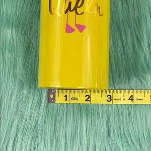 Hallmark Dining - Hallmark Good To Be Queen Flamingo Water Bottle